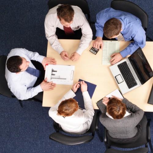 Jak pracują firmowe grupy zadaniowe?