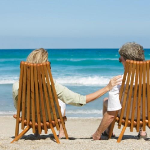 Emeryci na wakacjach, pieniądze zostają w OFE