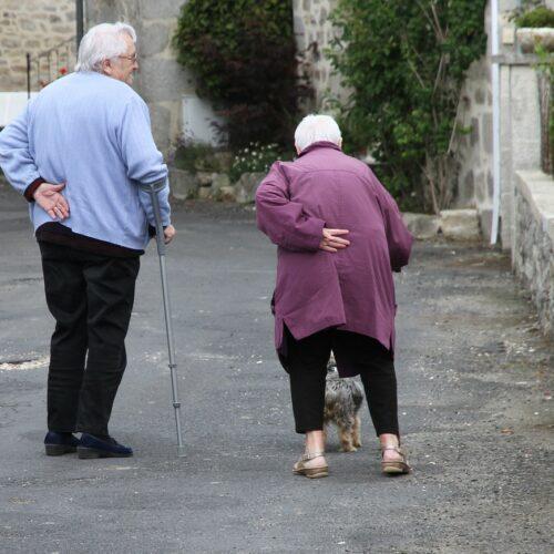 Najczęstsze problemy skórne występujące u osób starszych